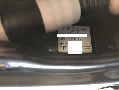 Tesla Akku