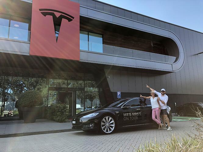 Tesla HQ Europe