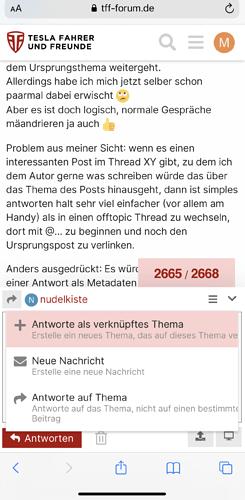 Eure Meinung zum Thema Diskussionskultur im TFF Forum - TFF Forum  Allgemeine Informationen - TFF Forum - Tesla Fahrer & Freu
