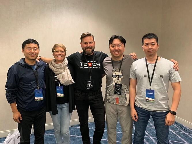 Mit TOC China beim Summit in LA