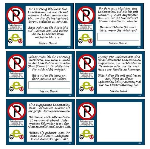 Verparkte Ladestation Hinweisschilder.png