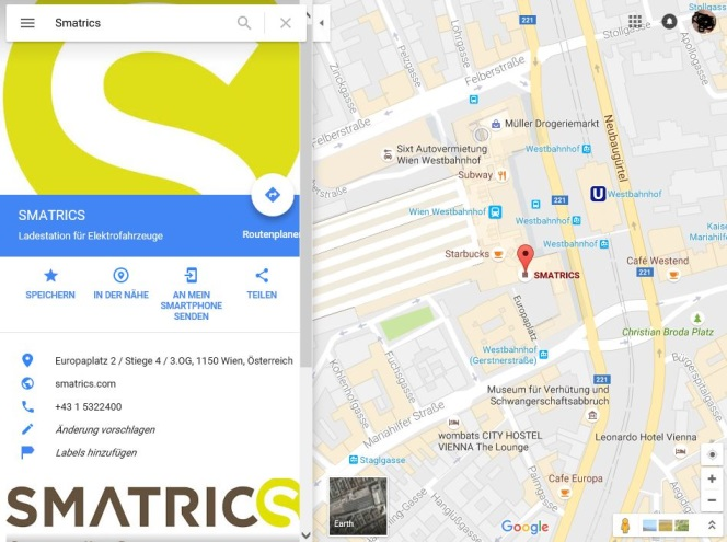 Google Maps Suche im Tesla Navi.JPG